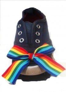Rainbow Dancing Feet