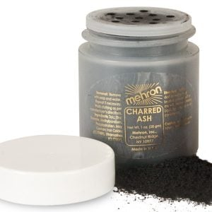 Mehron Charred Ash Specialty Powder (17g)