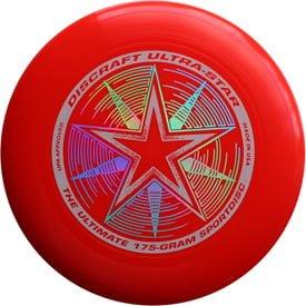 UltraStar 175g Disc RED