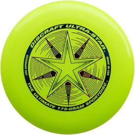 UltraStar 175g Disc Yellow