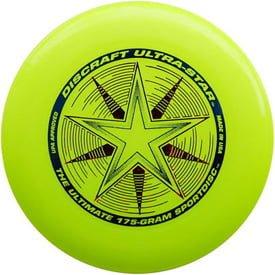 UltraStar 175g Disc Yellow