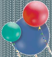 5ft Weather Balloon